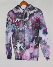 Load image into Gallery viewer, XS Amethyst Galaxy Hoodie
