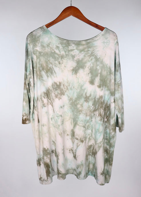 Medium 3/4 Sleeve PIKO Tunic
