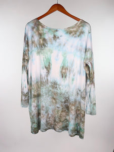 Small Long Sleeve PIKO Tunic