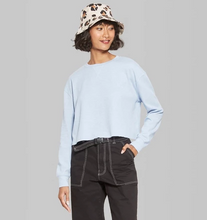 Load image into Gallery viewer, XL Long Sleeve Thermal Crop