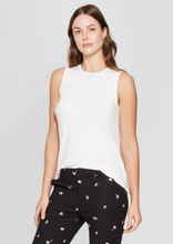 Load image into Gallery viewer, Small Crew Neck Tank Top
