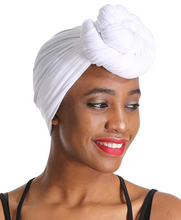 Load image into Gallery viewer, Jersey Head Wrap / Scarf