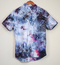 Load image into Gallery viewer, Medium Short Sleeve Stretch Oxford Button Down