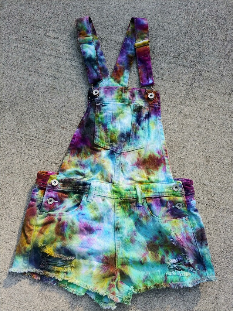 Size 28 Short Overalls