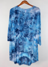 Load image into Gallery viewer, XL High Low Drop Sleeve Tunic Top