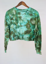 Load image into Gallery viewer, Large Long Sleeve Thermal Crop