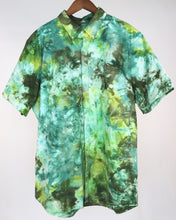 Load image into Gallery viewer, XL Tall Short Sleeve Stretch Oxford Button Down