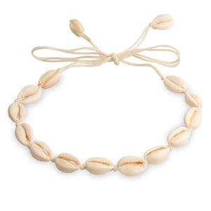 Collier cauri naturel