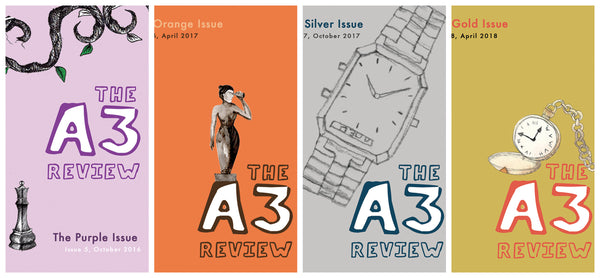 Back Issues of The A3 Review [Digital]
