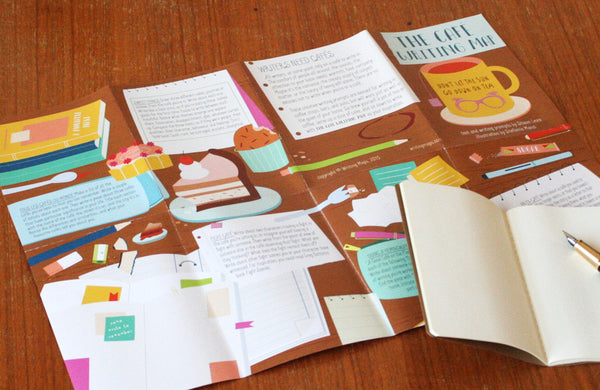 The Cafe Writing Map: Creative Writing Prompts