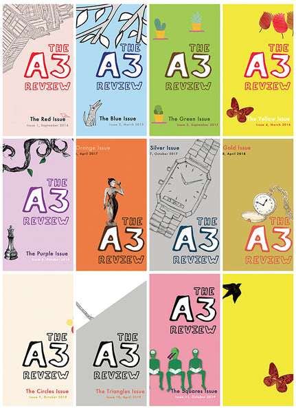 All Back Issues of The A3 Review [Digital]