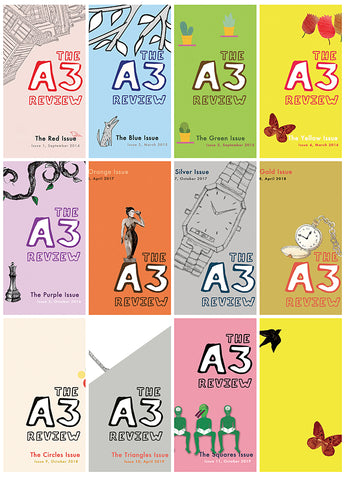 All Issues of The A3 Review [Digital]
