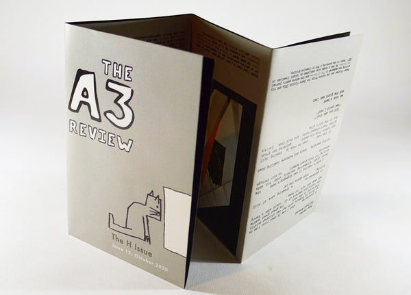 The A3 Review, Issue #13