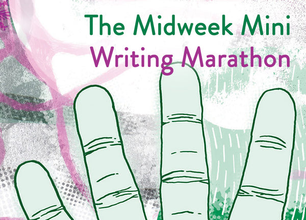 The Midweek Mini Writing Marathon, 27 May