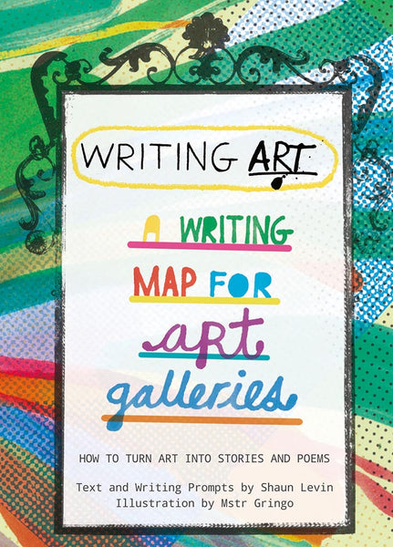 Writing Art: A Writing Map for Art Galleries