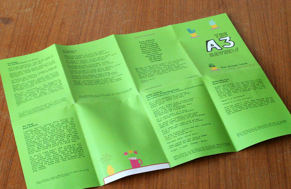 The A3 Review, Issue #3