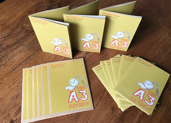 The A3 Review, Issue #8