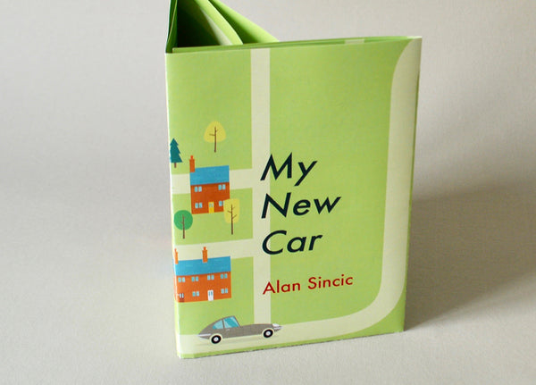 My New Car by Alan Sincic