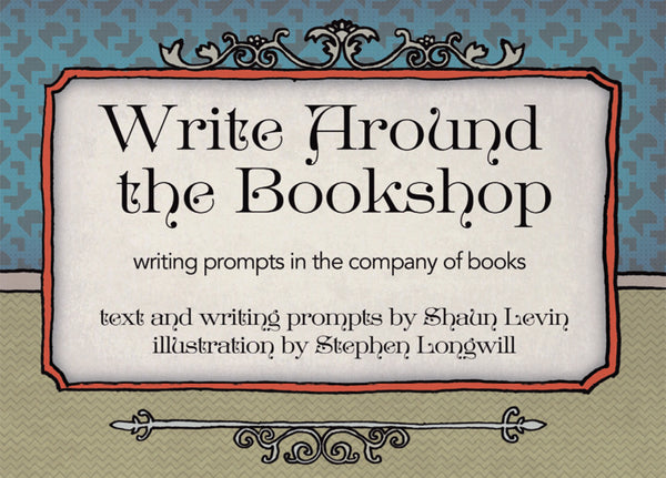 Write Around the Bookshop