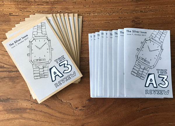 The A3 Review, Issue #7