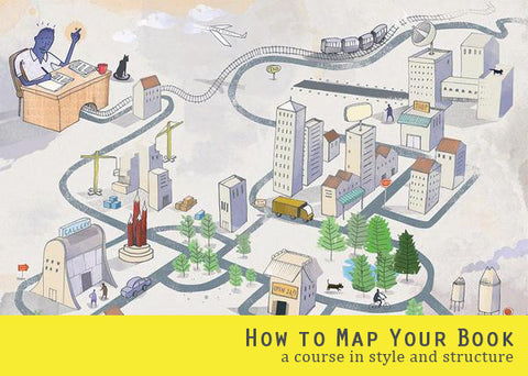 How to Map Your Book: A Practical Online Course  (19 Sept - 31 Oct)