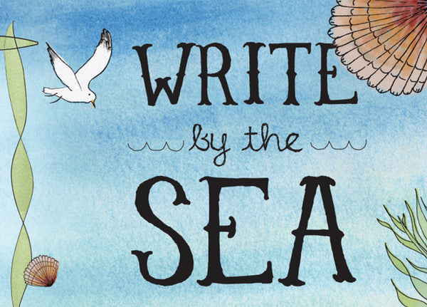 Write by the Sea: A Writing Map for Sandy Places
