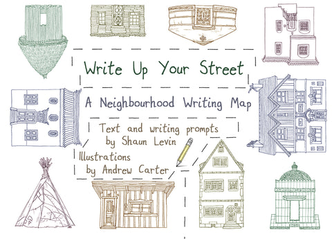 Write Up Your Street: A Neighbourhood Writing Map