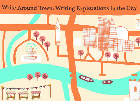 Write Around Town: An Online Writing Course (11 Jan - 22 Feb)