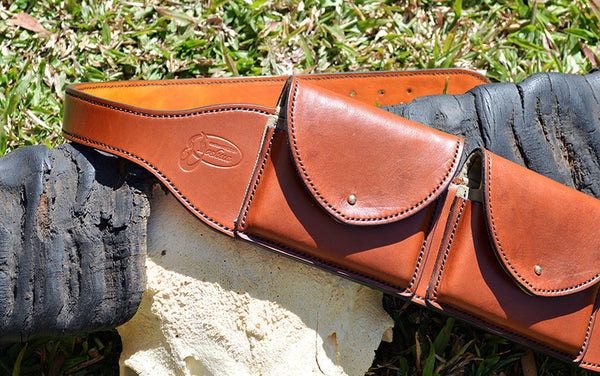 The Bovine Hunter Cartridge belt