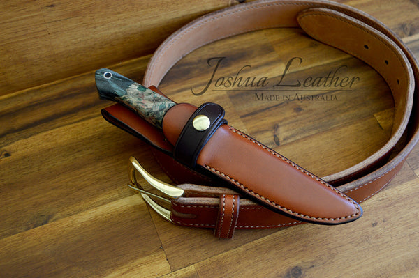 Custom Knife Sheath's