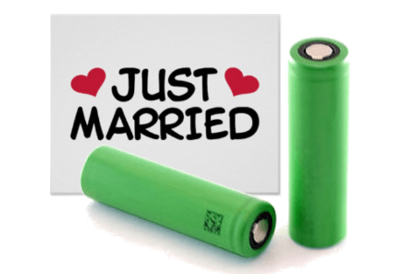 Married Batteries - Vape Mod Battery Safety 101