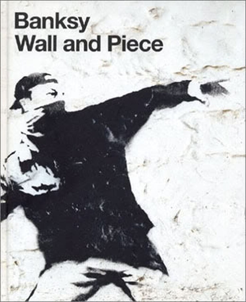 Banksy - Wall and Peace