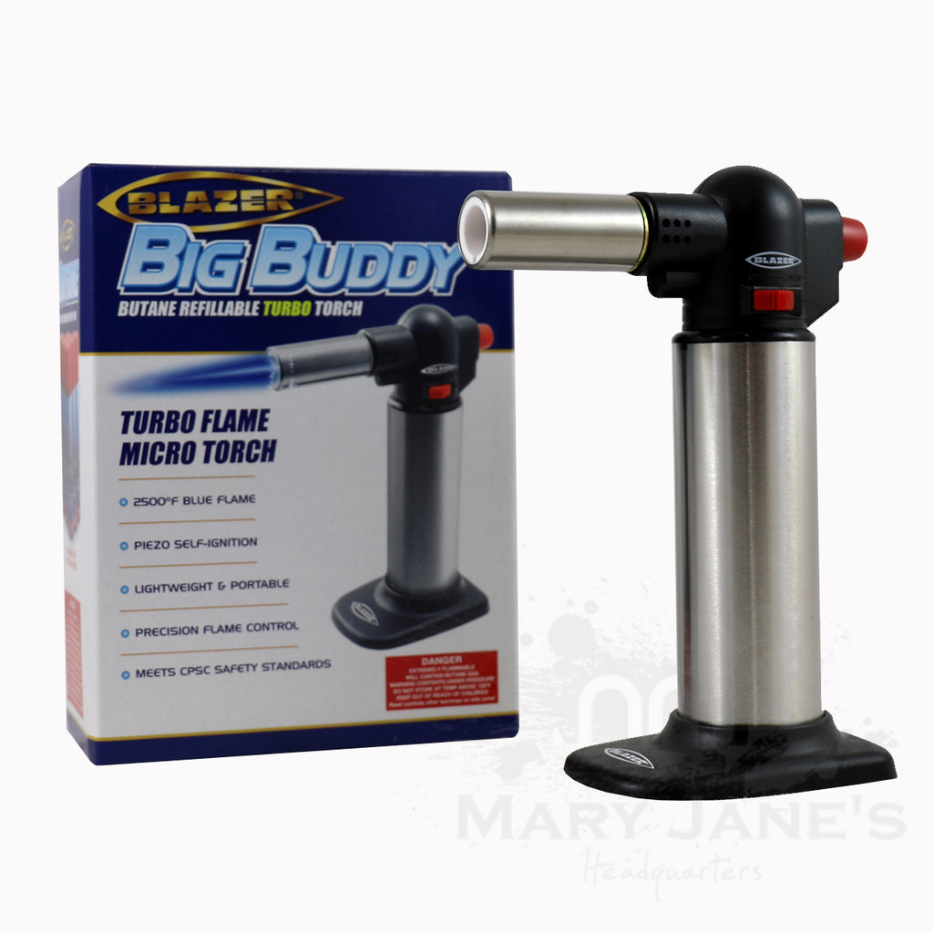Blazer Anti-Flare Butane Dab Torches