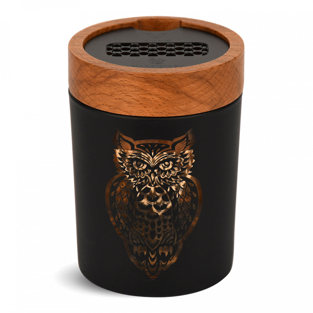 Owllusion Smart Stash Jar