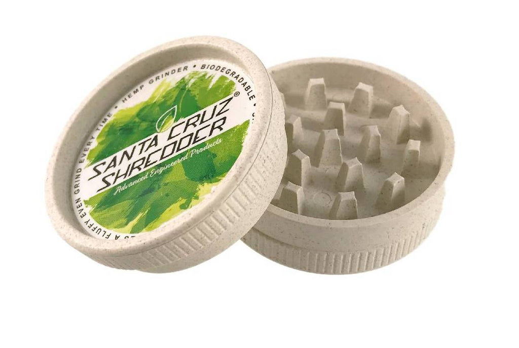Santa Cruz Shredder Hemp Grinders