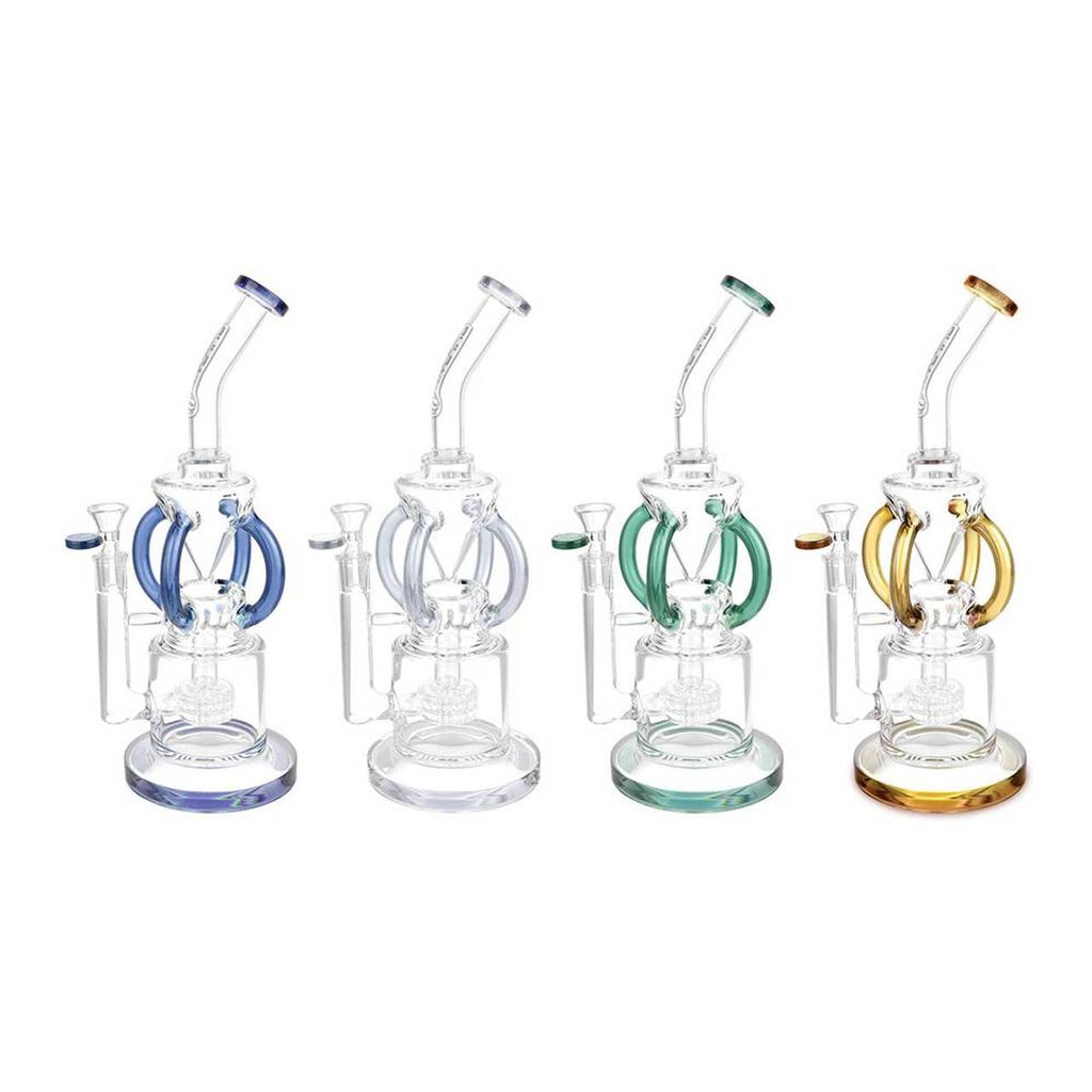 "Pulsar 12.5"" Gravity Recycler, Assorted Colours"
