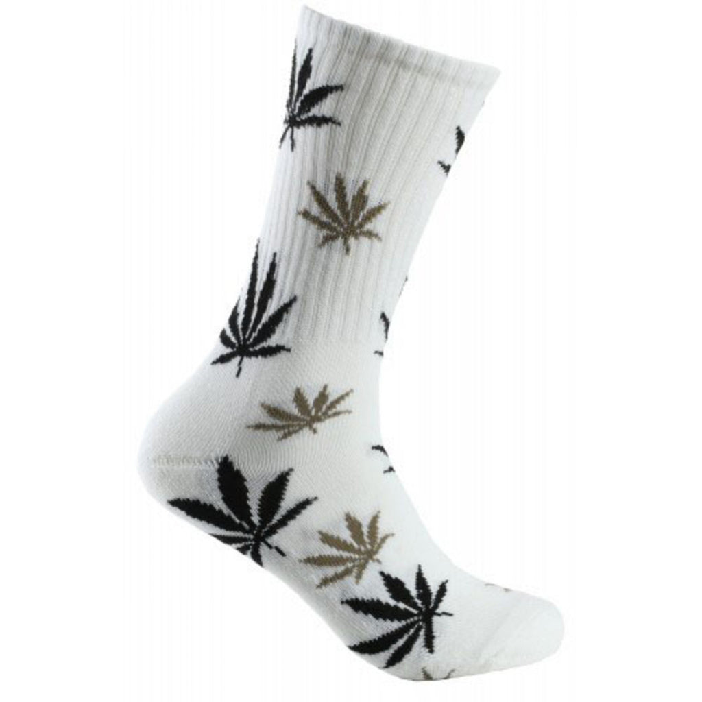 Mad Toro Pot Leaf Socks