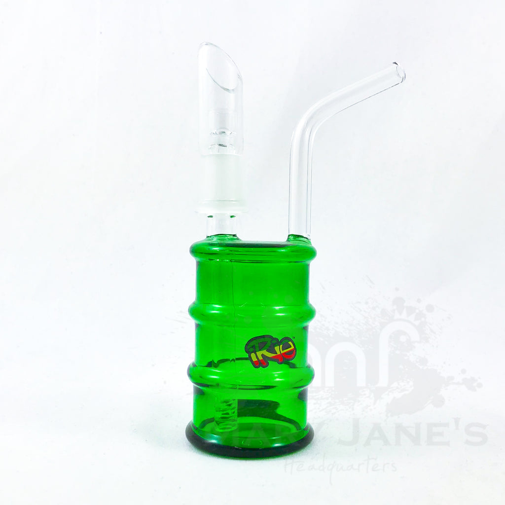 "Irie 4"" Oil Can Dab Rig"