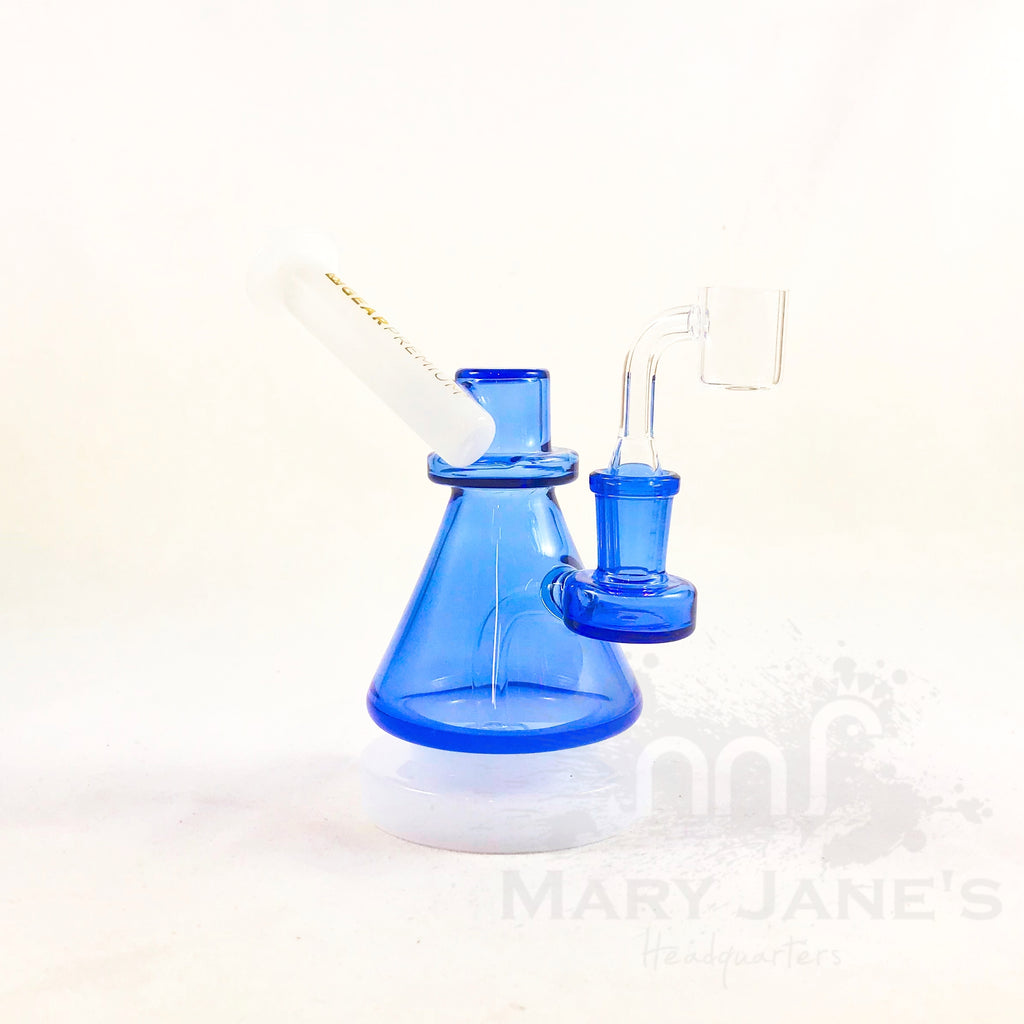 "Gear Premium 6"" Floating Beaker Rig"