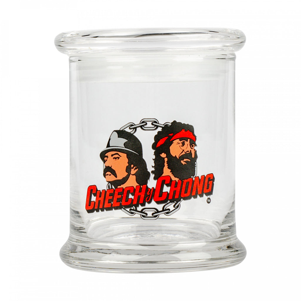 Love Machine Pop Top Jar Cheech & Chong