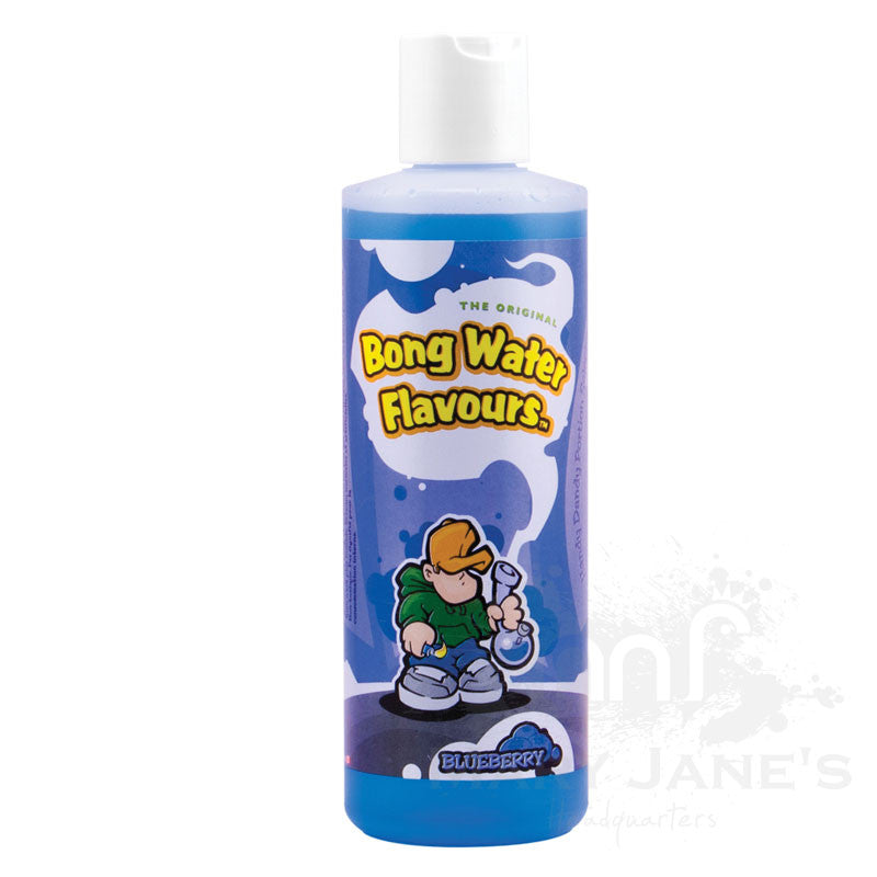 The Original Bong Water Flavours - Blueberry
