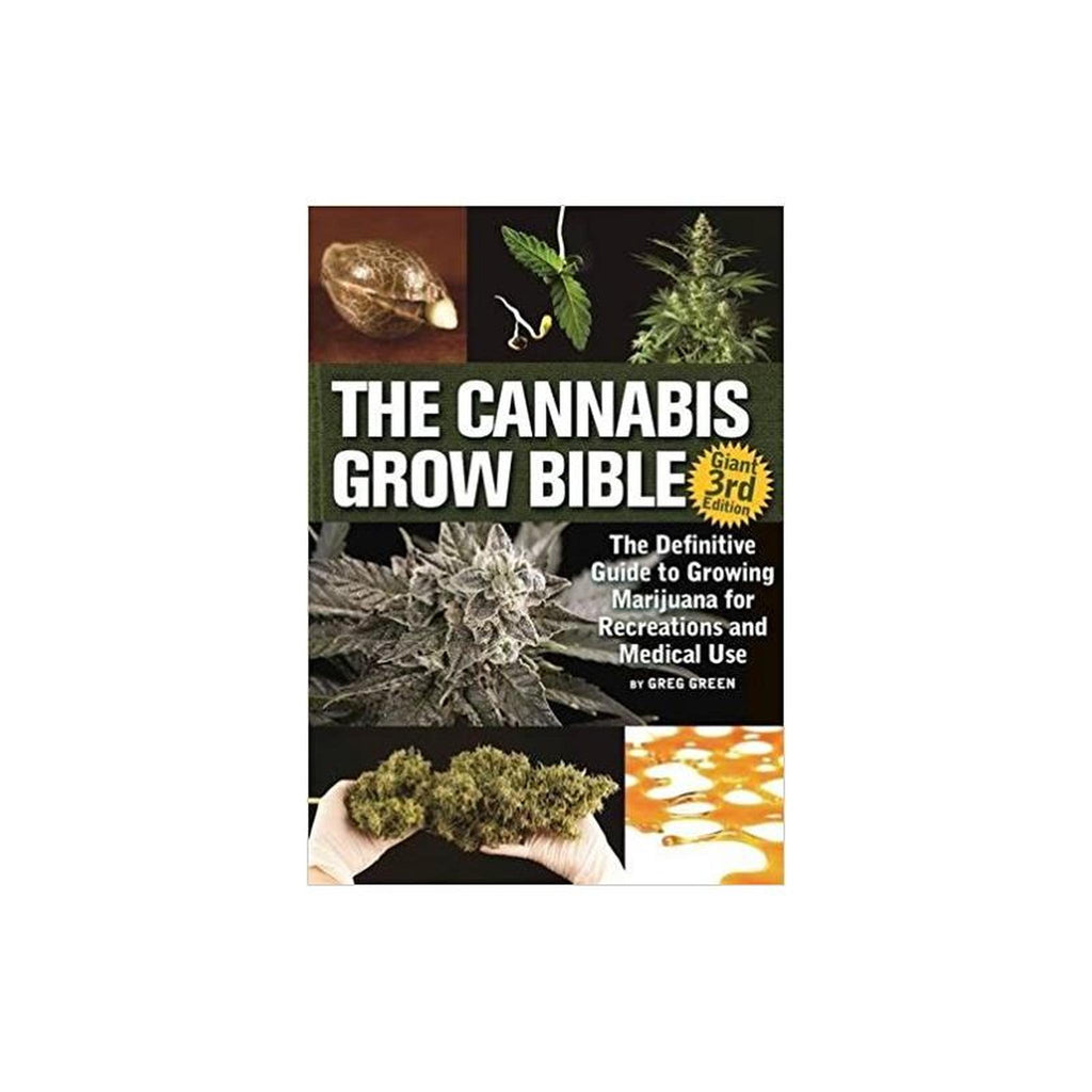 Cannabis Grow Bible 3