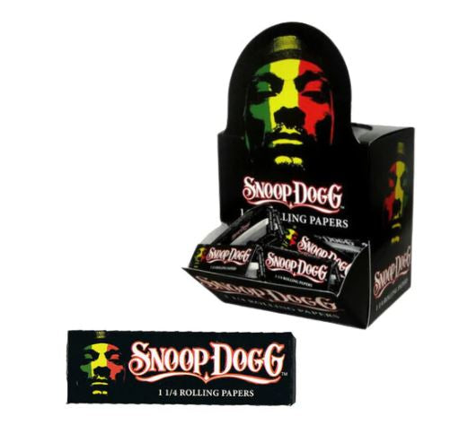 Snoop Dogg Ultra Thin 1-1/4 Rolling Papers