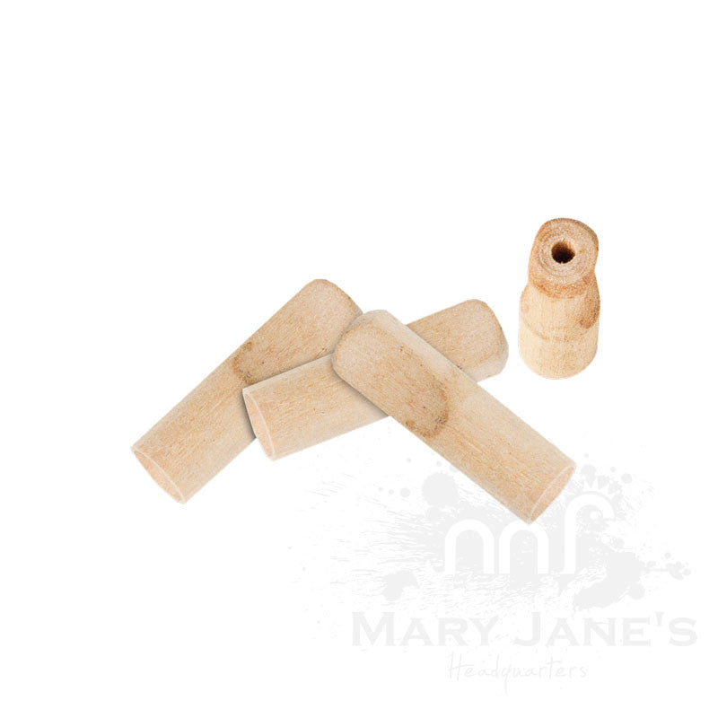Dank Flavoured Wooden Tips - Mary Jane's Headquarters
