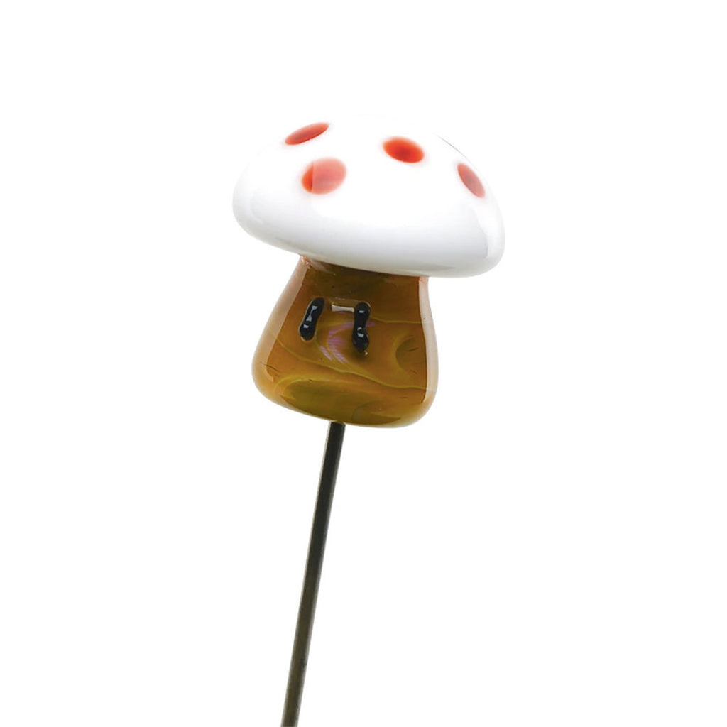 Empire Glassworks Pokers Mushroom