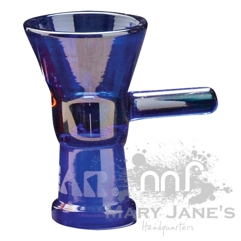 GEAR Female Small Cone Pull-Outs (Limited Quantity)-Blue Bong Bowl