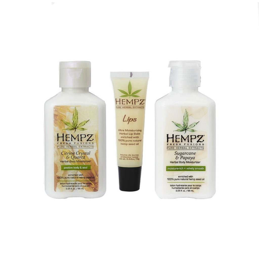 Hempz Take Me Out Gift Set - Fresh Kit