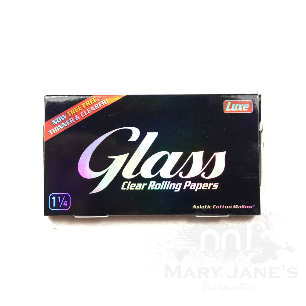 Glass Cellulose Papers - Mary Jane's Headquarters