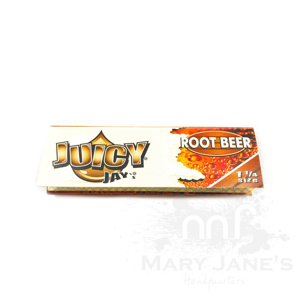 Juicy Jay's 1-1/4 Rolling Papers - Mary Jane's Headquarters