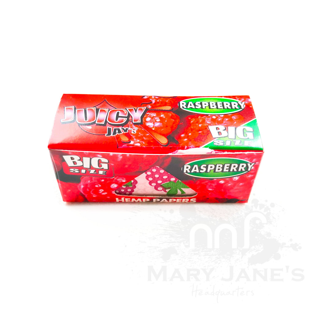 Juicy Jay Flavoured Rolls - Mary Jane's Headquarters
